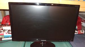 23 in. Samsung led computer monitor. Still fairly brand new only used it a few mths. Has nice sharp color, paid $200 for it new for Sale in Canonsburg, PA