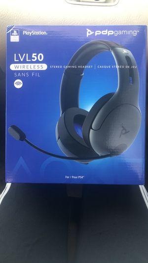 PS4 wireless Bluetooth headphones for Sale in Glen Burnie, MD