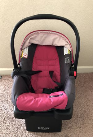 Infant Car Seat with base for Sale in Bentonville, AR