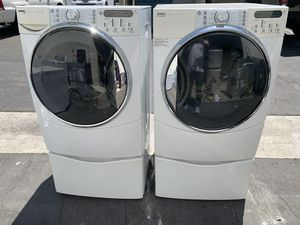 Kenmore elite washer and gas dryer for Sale in Anaheim, CA