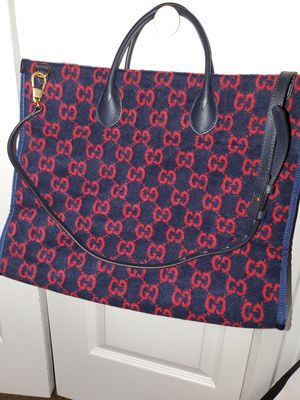 Gucci wool Tote bag 🔥🔥🔥🔥🔥 for Sale in West Haven, CT