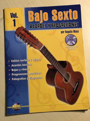 Bajar Sexto Book Volume 1 w/CD for Sale in San Antonio, TX