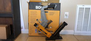 Like new wood floor nailer FCFS NO HOLDS. for Sale in Brooksville, FL