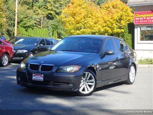 2007 BMW 3 Series for Sale in Redmond, WA
