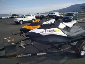 Watercrafts 2015 with trailer for Sale in Chula Vista, CA