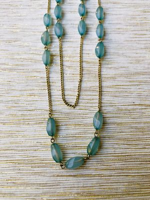 Necklace turquoise color beads for Sale in San Diego, CA