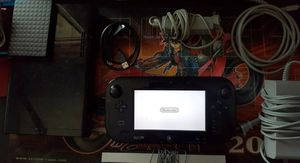 Hacked Modded 1TB Nintendo WiiU with over 100 games and DLC trade for Nintendo Switch for Sale in Azle, TX