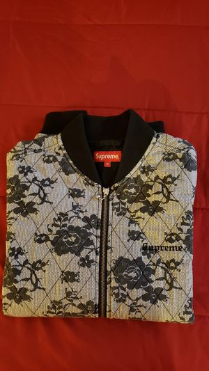 Supreme Quilted Bomber for Sale in South Holland, IL