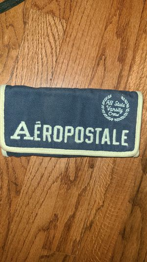 Aeropostale material Navy wallet for Sale in Carson, CA