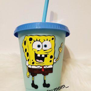 SpongeBob Cup for Sale in Manteca, CA
