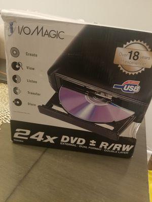 Dvd burner CD burner CD player for Sale in Pompano Beach, FL