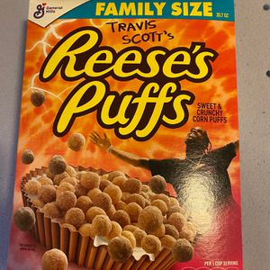 Travis Scott cereal for Sale in Fort Myers, FL