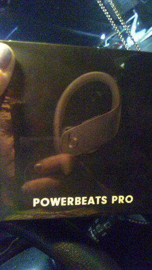POWERBEATS PRO BRAND NEW STILL IN PACKAGING for Sale in Austin, TX
