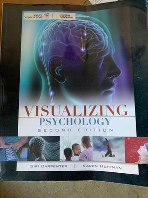 Visualizing Psychology for Sale in Carlsbad, CA