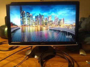 Dell 20in Monitor for Sale in Port Richey, FL