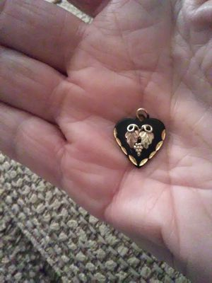 BLACK HILLS GOLD HEART PENDANT for Sale in Golden, CO