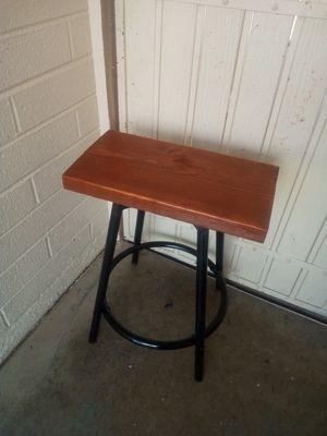 Gunstock shop stool for Sale in Chandler, AZ