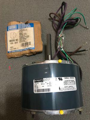 Fasco permanent split capacitor motor for Sale in Miami, FL