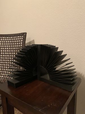 Crate and Barrel Bookends for Sale in Los Angeles, CA