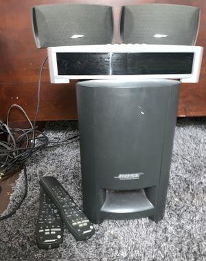 Bose P3-2-1 Series III Powered Speaker Home Theater Set for Sale in Hokendauqua, PA