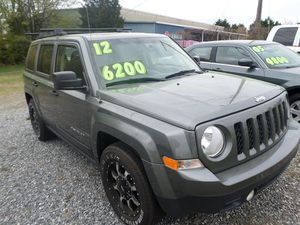 2012 Jeep Patriot for Sale in Newton, NC