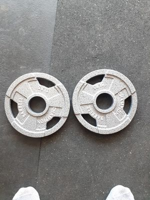 5lb Olympic weights for Sale in Azusa, CA