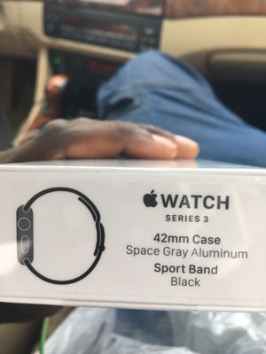 Apple Watch, series 3 for Sale in Houston, TX