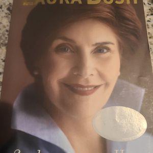 Laura Bush Autographed Book for Sale in Cape Coral, FL