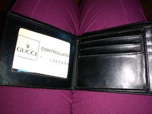 Women's Gucci black wallet for Sale in Reddick, FL