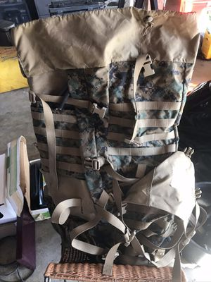 Military Backpack for Sale in Fresno, CA