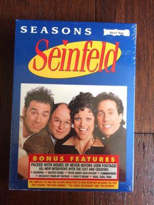Seinfeld seasons 1&2 - unopened for Sale in Ashburn, VA