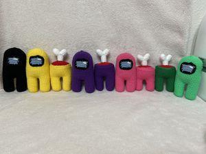 Crochet among us for Sale in Yelm, WA