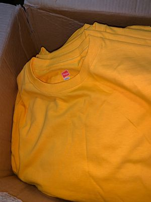 Hanes gold blanks for Sale in Los Angeles, CA