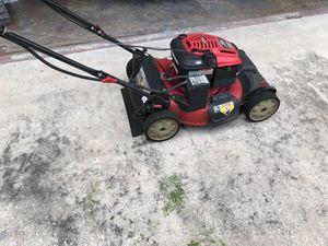 Troy bilt self propelled mower for Sale in Pinellas Park, FL