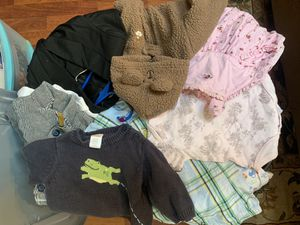 Kids clothes NB-2T for Sale in Lancaster, PA