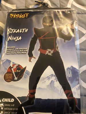 Ninja costume for Sale in San Diego, CA