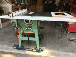 General Table Saw & Freud Router for Sale in Snoqualmie, WA