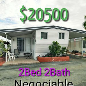 Mobile Home Or Trailer Home for Sale in Fort Lauderdale, FL