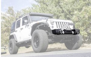 Jeep JK front Bumper for Sale in Upland, CA