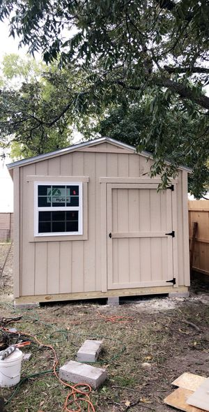 Shed 10x10 for Sale in Dallas, TX