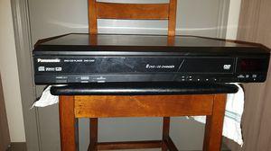 Panasonic DVD-CV37 5 DISC CHANGER for Sale in Mountlake Terrace, WA