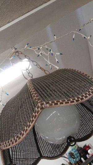 Hanging lamp for Sale in Hemet, CA