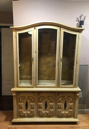 Curio cabinet for Sale in Brunswick, OH