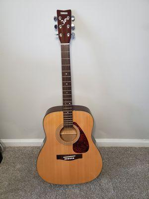 Instrument Yamaha Acoustic Guitar F325 Bundle for Sale in Marietta, GA
