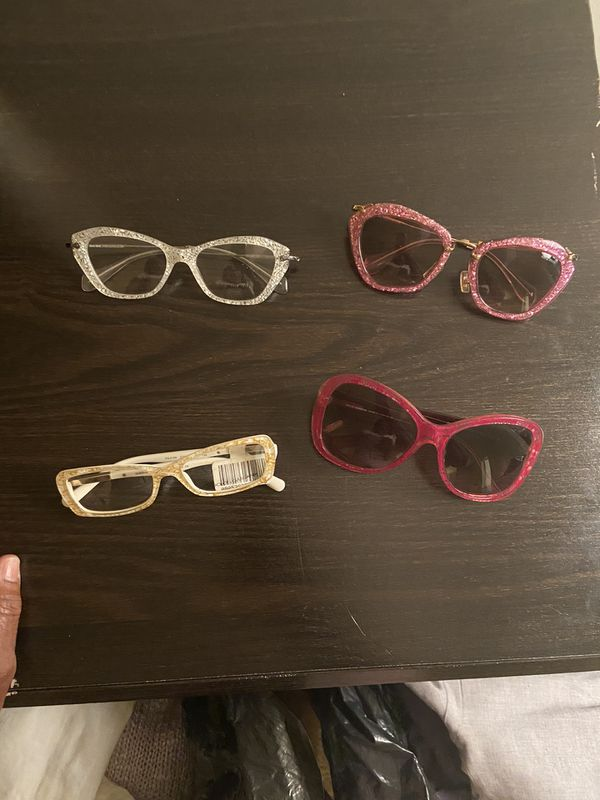 Shades and personality glasses
