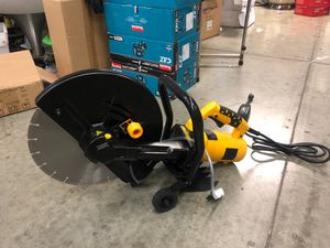 "3200 Watts electric corded portable 14"" concrete cut off saw masonry cutter for Sale in City of Industry, CA"