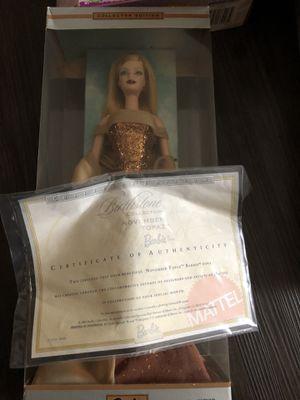 Birthstone Barbie for Sale in Houston, TX