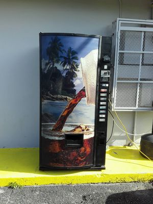 Soda vending machine locations for Sale in Hollywood, FL