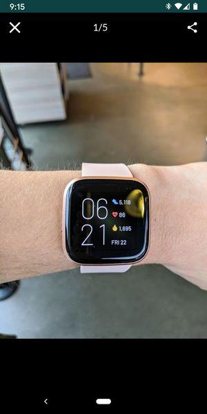 Versa 2 Fitbit smartwatch for Sale in Lake Stevens, WA