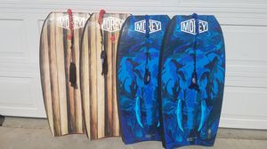 Used boogie boards with leashes price firm for Sale in Moreno Valley, CA